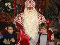 """Великий Устюг - родина Деда Мороза"" (3д/2н), туроператор МАМА"